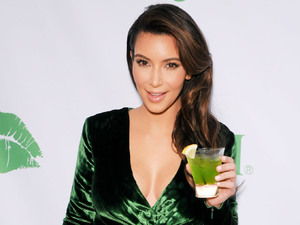 Kim Kardashian Kim Kardashian hosts the Midori Makeover Parlour held at Fred Segal Santa Monica, California