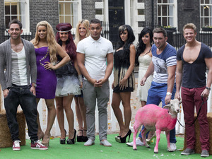 'The Valleys' programme launch photo call: The cast