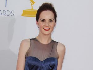 The 64th Annual Primetime Emmy Awards, Arrivals, Los Angeles, America - 23 Sep 2012 Michelle Dockery