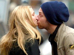 Gwyneth Paltrow, Chris Martin