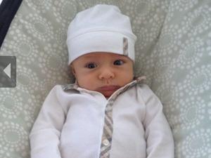 Kristin Cavallari's son Camden Jack Cutler