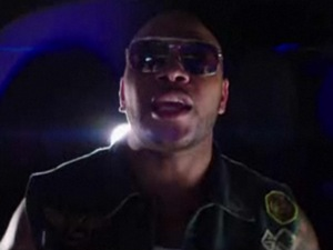 Flo Rida 'I Cry' music video.