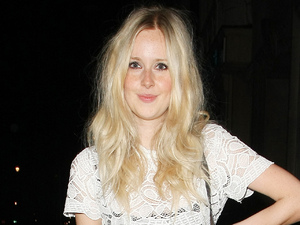 Diana Vickers outside Mahiki nightclub.
