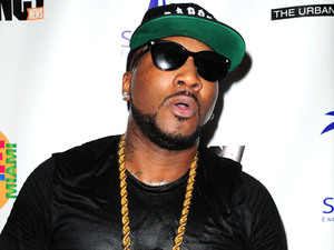 Young Jeezy attends the Radio One Festival at Klipsch Amphitheater