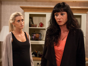 6364: Chas feels wretched as Debbie has a go at her for lying and letting Cameron get dragged into being accused