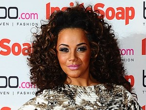 Inside Soap Awards 2012 - Red Carpet Arrivals: Chelsee Healey