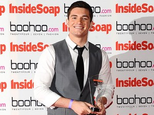 Inside Soap Awards 2012 - Winners: David Witts