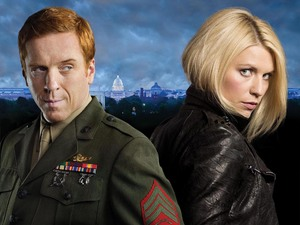Homeland Season 2: Damian Lewis, Claire Danes