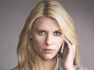 Homeland Season 2: Claire Danes