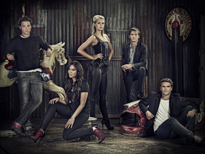 Made in Chelsea: Andy, Sophia, Ianthe, Stevie, Sam