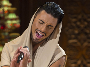 The X Factor 2012 - Judges houses: Rylan
