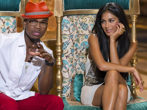 The X Factor 2012 - Judges houses 1: Ne-Yo and Nicole Scherzinger