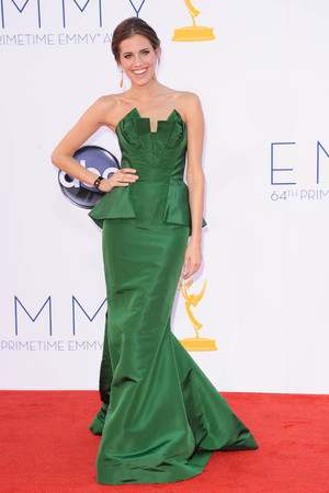 Allison Williams, 64th Annual Primetime Emmy Awards