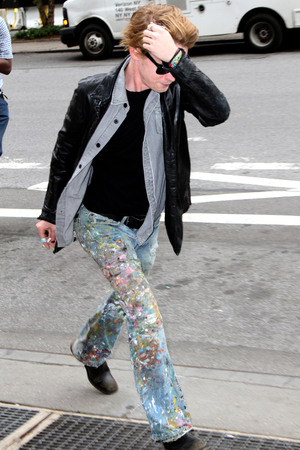 Macaulay Culkin, New York