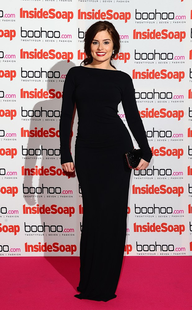 Inside Soap Awards 2012: Red Carpet