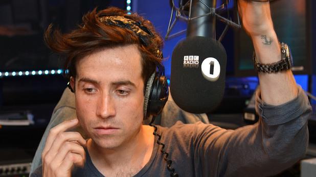 Radio 1's Nick Grimshaw