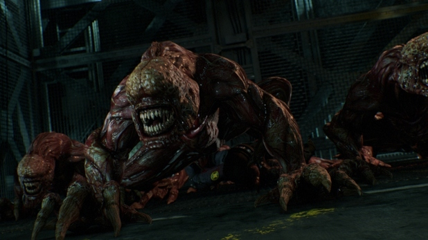 'Resident Evil: Damnation' still