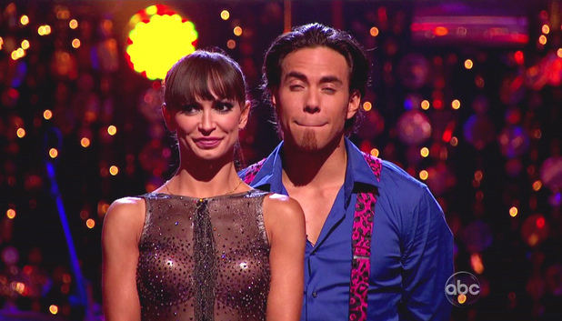 Dancing With The Stars S15E02: Karina Smirnoff and Apolo Anton Ohno