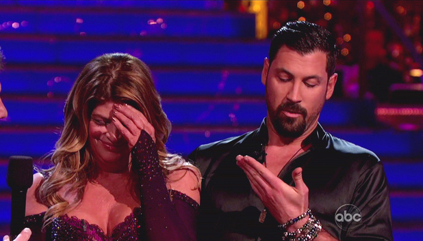 Dancing With The Stars S15E02: Kirstie Alley and Maksim Chmerkovskiy