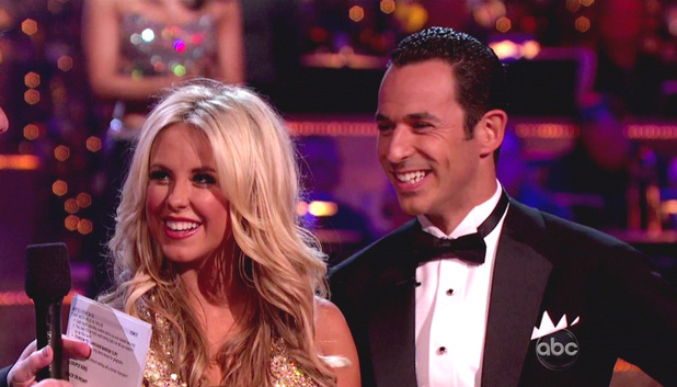 Dancing With The Stars S15E02: Chelsie Hightower and Helio Castroneves 