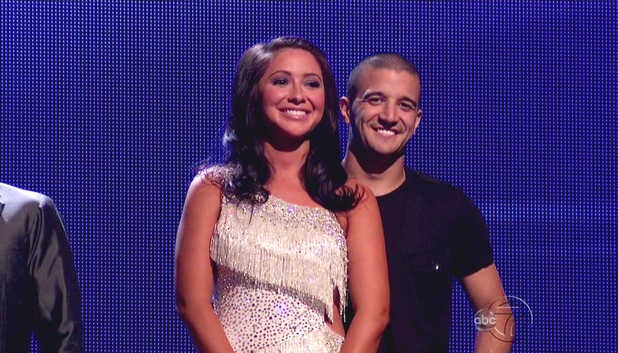 Dancing With The Stars S15E02: Bristol Palin and Mark Ballas