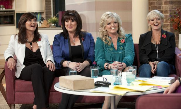 The Nolans : Maureen, Coleen, Linda and Bernie Nolan