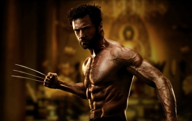 The Wolverine, Hugh Jackman