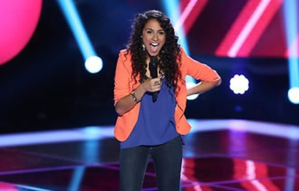 The Voice: Sylvia Yacoub