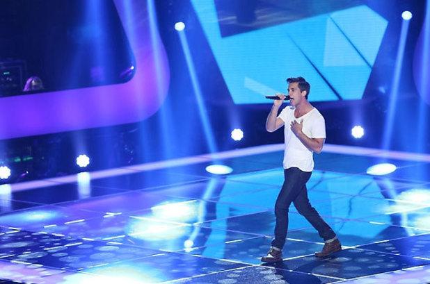 The Voice: Dez Duron