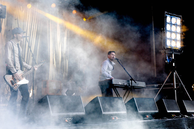 Emmerdale music festival