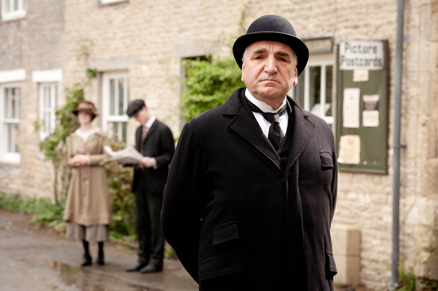 Jim Carter as Carson