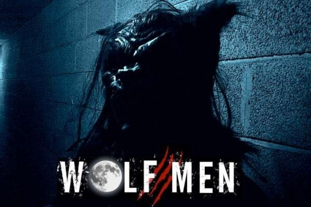 Odd: Wolf Men experience day from wish.co.uk - allowing buyers to fight werewolves