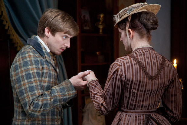 Doctor Who's Arthur Darvill in BBC's 'The Paradise'