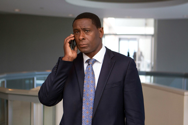 Homeland S02E01: David Harewood