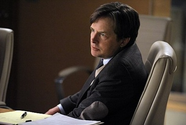 The Good Wife, Michael J Fox