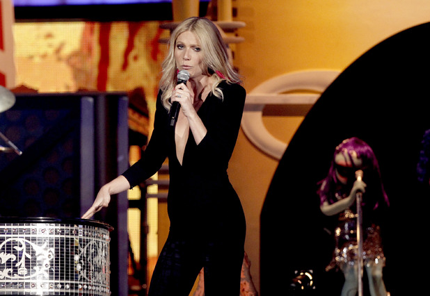 Gwyneth Paltrow, Grammys