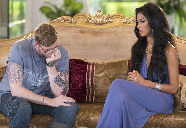 James and Nicole Scherzinger