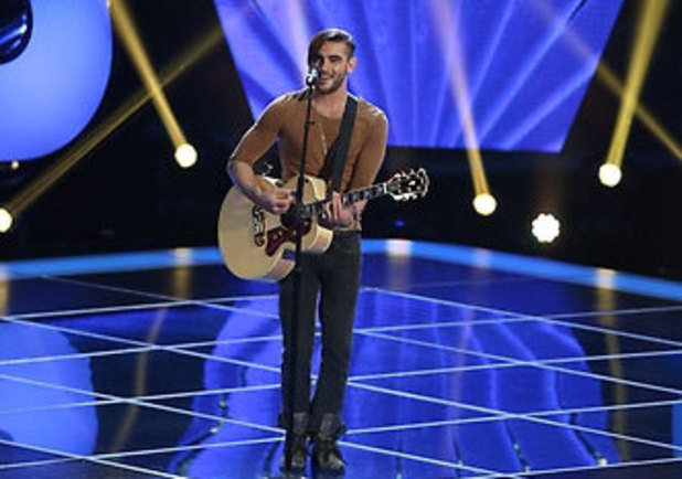 The Voice: Diego Val