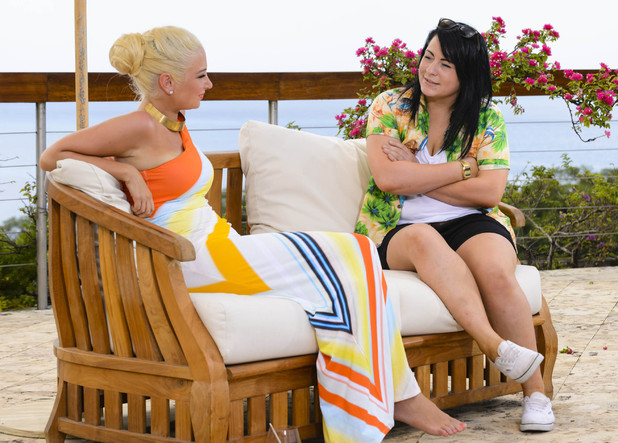 Lucy Spraggan and Tulisa
