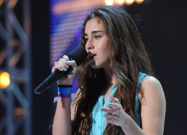 'The X Factor' USA S02 E06: Lauren Jauregui