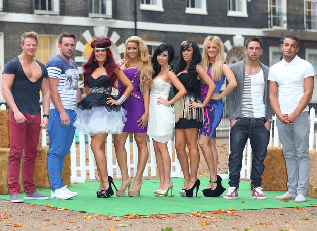 MTV's The Valleys cast