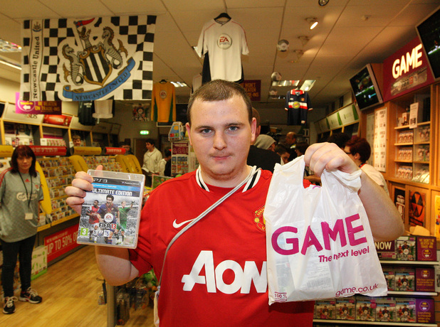 Game and EA launch FIFA 13
