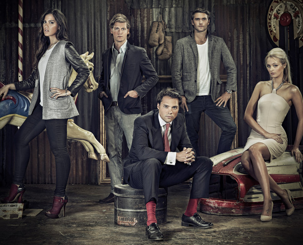 Made In Chelsea series 4 - new cast members