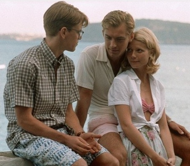 Matt Damon, Jude Law, Gwyneth Paltrow, The Talented Mr Ripley