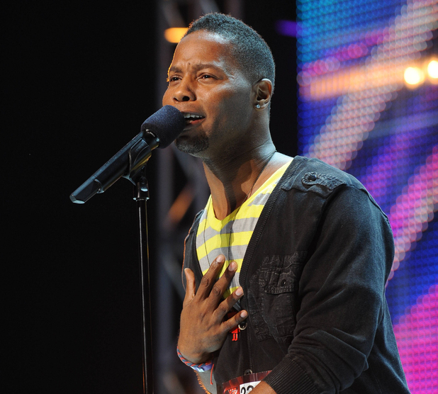 'The X Factor' USA: Daryl Black