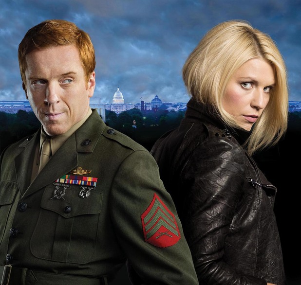 Homeland Season 2: Damian Lewis, Claire Danes