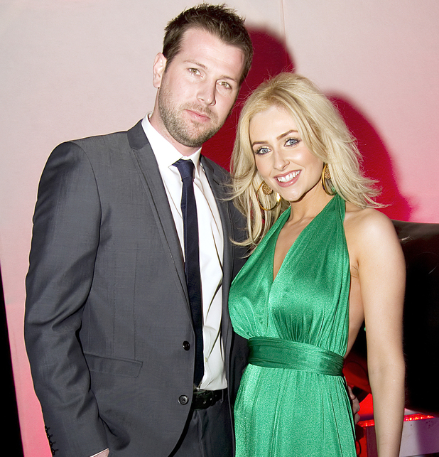 Gemma Merna and Ian Minton at the launch party of The Closet Liverpool at Circo Liverpool, England - 01.04.10 Mandatory credit: Sakura/WENN.com
