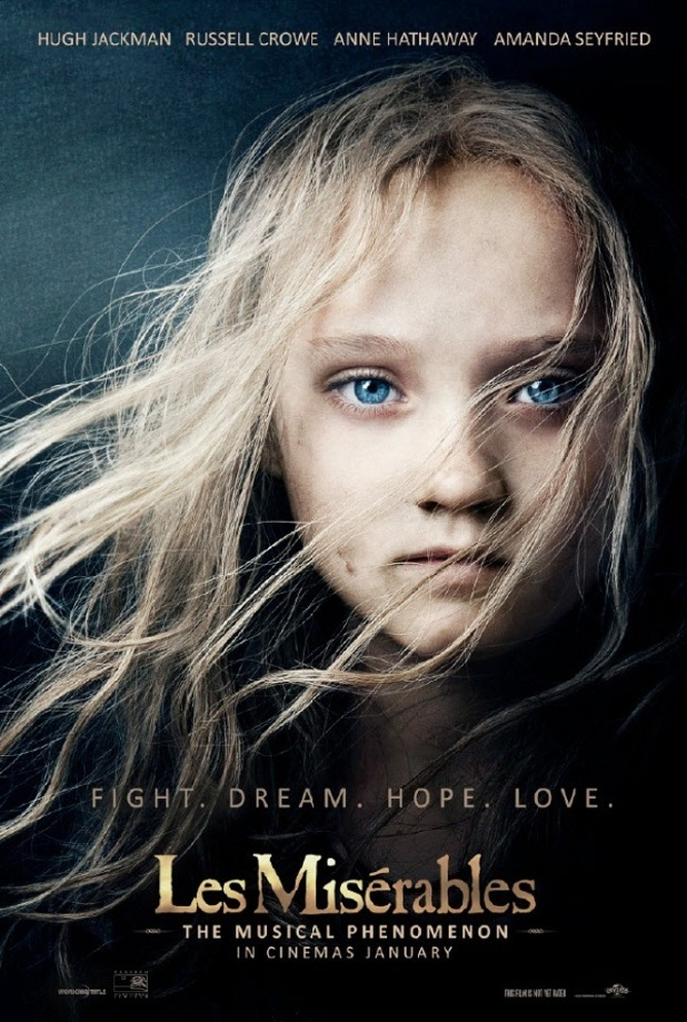 'Les Miserables' poster