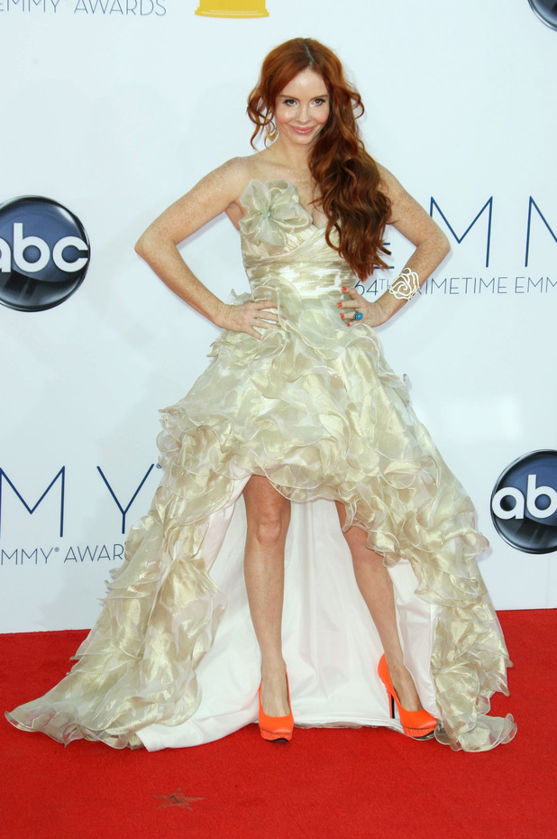 Best & Worst dressed at the Emmy Awards 2012