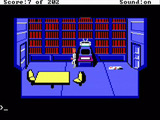 Retro Corner: 'Space Quest: The Sarien Encounter' screenshot
